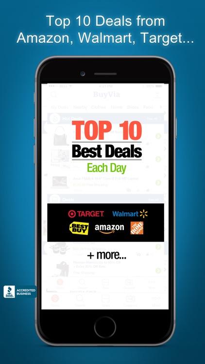 Best Deal Finder + Price Drops