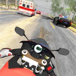 City Traffic Rider 3d Games