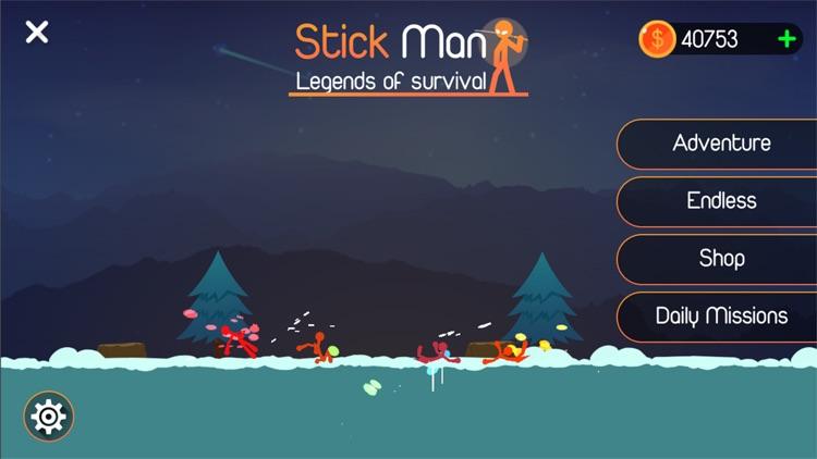 Stickfight: Legend of Survival