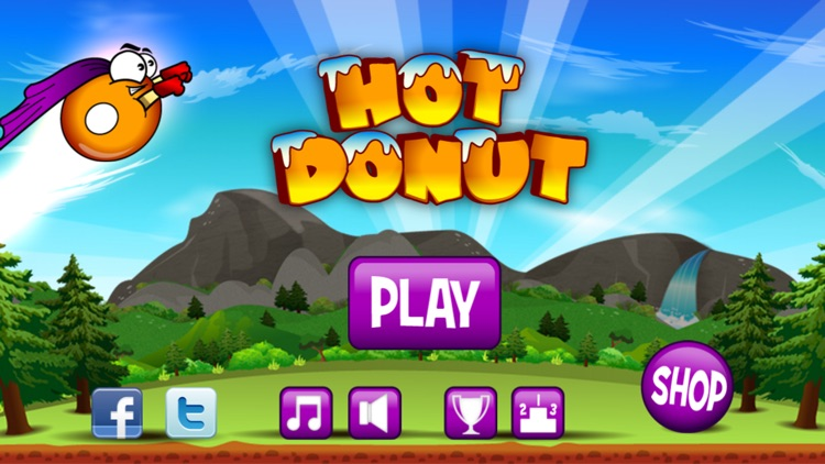 Hot Donut screenshot-3