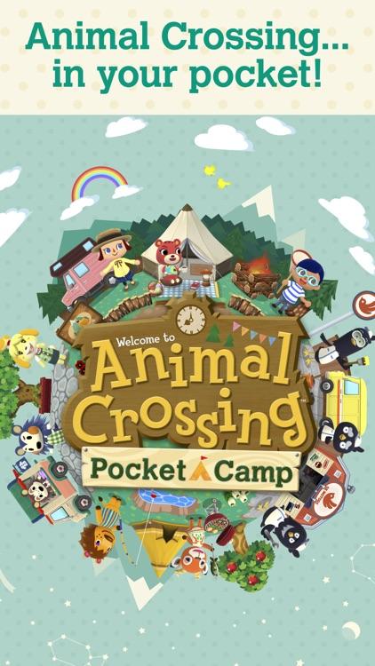 Animal Crossing: Pocket Camp screenshot-0