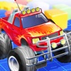 Micro Monster Truck -radio toy