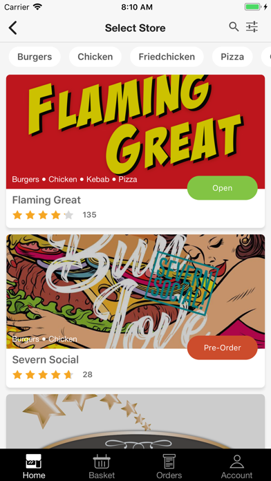 Zoom Food: Order Food Delivery screenshot two