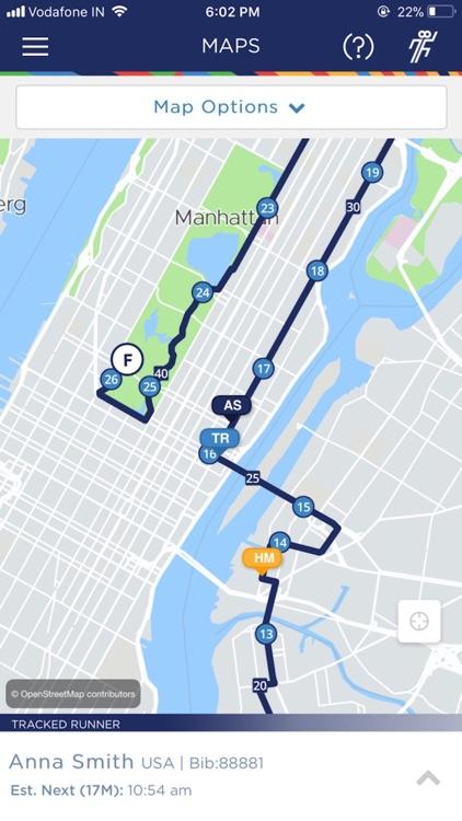 TCS NYC Marathon screenshot-4