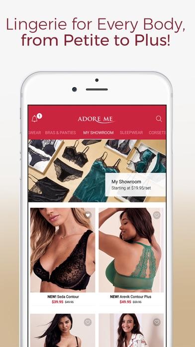 Download Adore Me Designer Lingerie for Pc