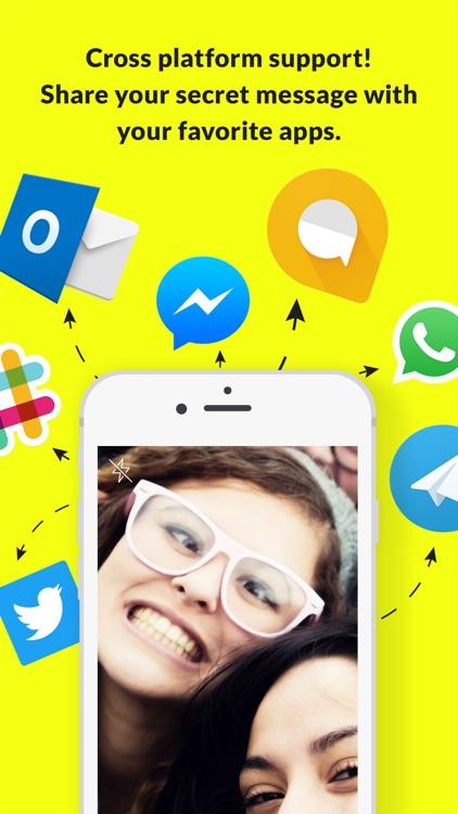 Pronto! - Confide Secret Messages, Photo & Videos screenshot-0