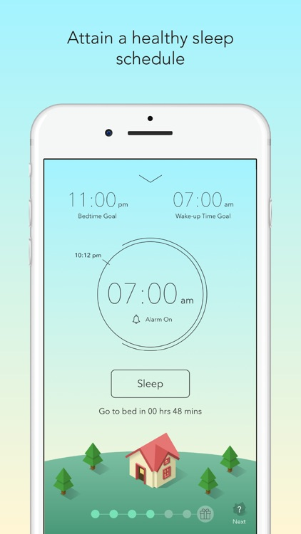 SleepTown screenshot-0