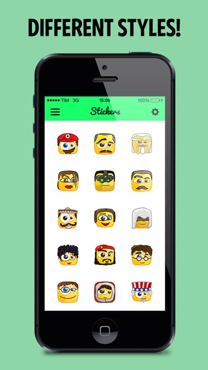 Stickers for WhatsApp! screenshot-4