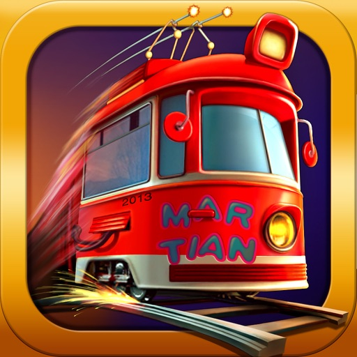 Mini train free iOS App