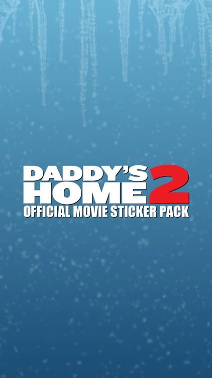Daddy's Home 2 Sticker Pack