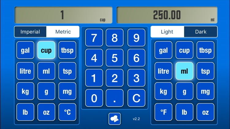 CookCalc screenshot-1