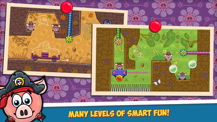 Piggy Wiggy: Puzzle Game screenshot-3