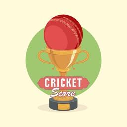 CricketScore: Live Match Score