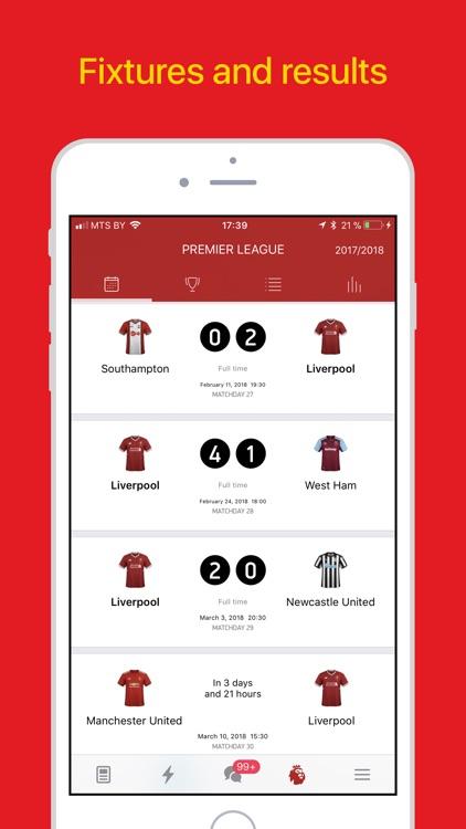 Liverpool Live – Goals & News. screenshot-3