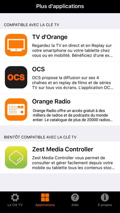 download La Clé TV apps 3