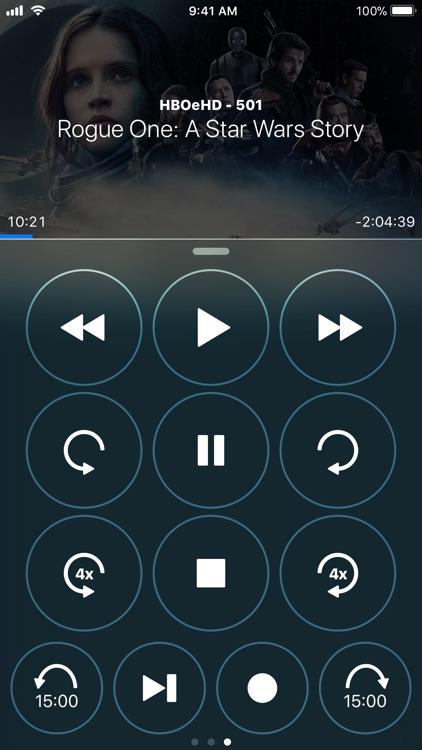 Master Control: DirecTV Remote