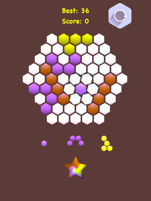 Hexagonal Merge - Premium screenshot 8