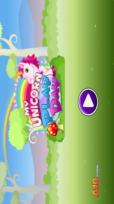 打扮独角兽-女孩子爱玩的模拟养成游戏 Screenshot