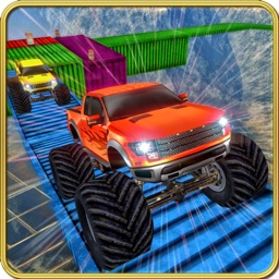 Monster Truck Stunts Tracks