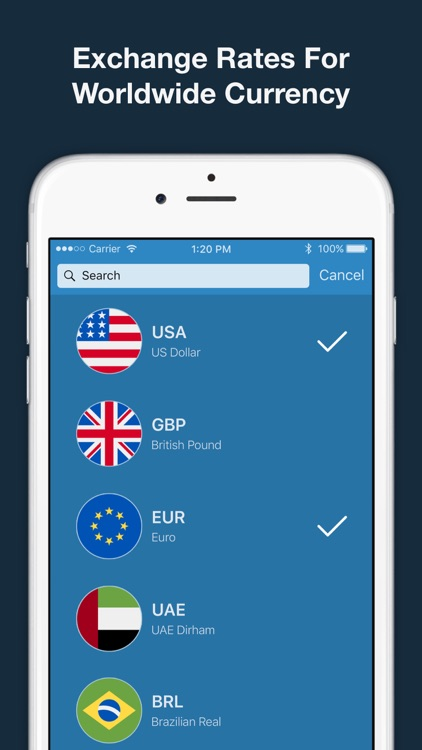 Convee - Currency Converter screenshot-3