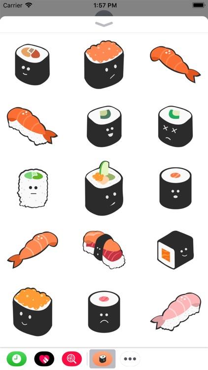 Sushi Sticker Pack