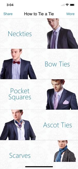 Como amarrar um lao fcil na app store capturas de tela ccuart Images