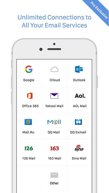 MailTime Pro Email Messenger screenshot-4