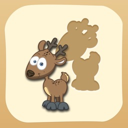 Animal Puzzles for Toddlers