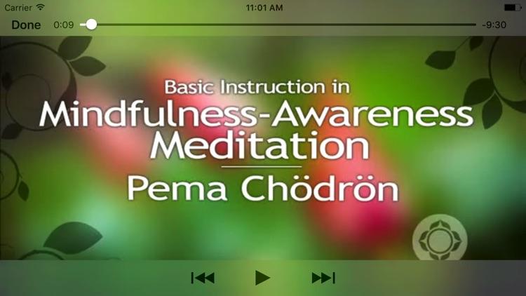 Getting Unstuck - Pema Chodron screenshot-3