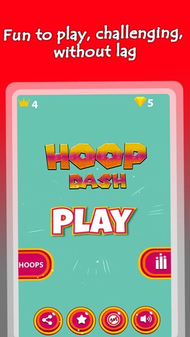 Hoop Line screenshot 1