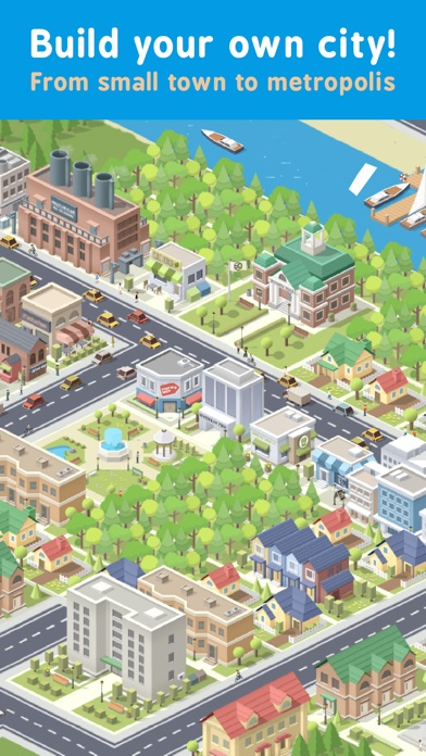Pocket City app image