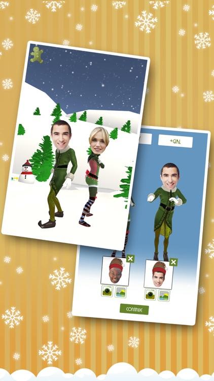 Dancing Elf - Happy Moves screenshot-4