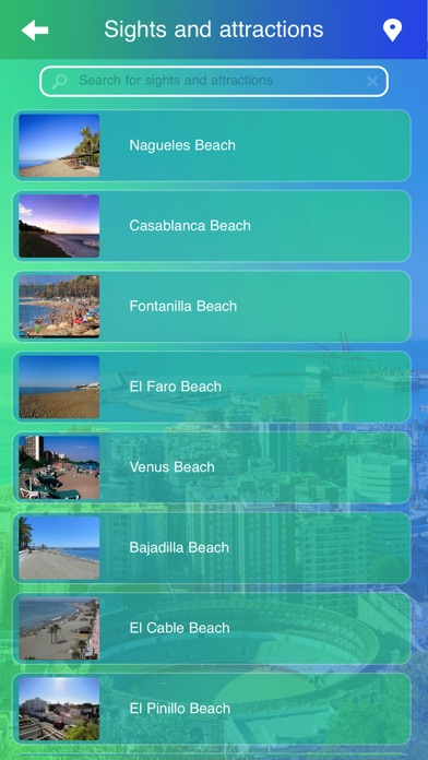 Malaga Travel Guide Screenshot