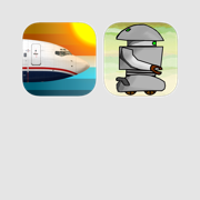 Rescue jet aircraft and perform crash landing. Control the robot. Best gamers pack