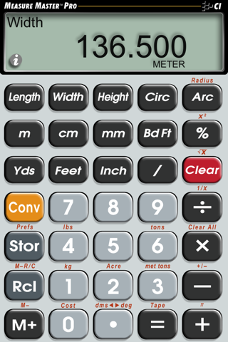 Measure Master Pro screenshot 2