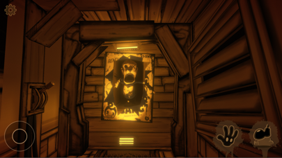 Screenshot from Bendy and the Ink Machine