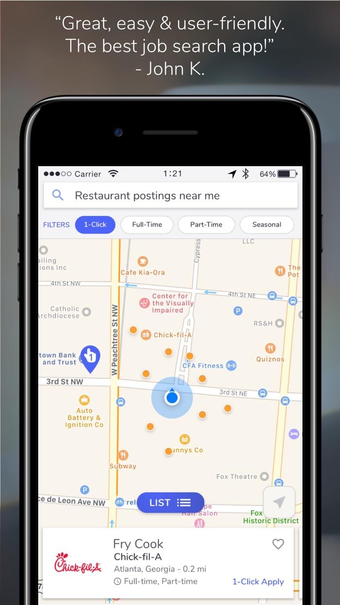 Snag - Jobs Hiring Now Screenshot