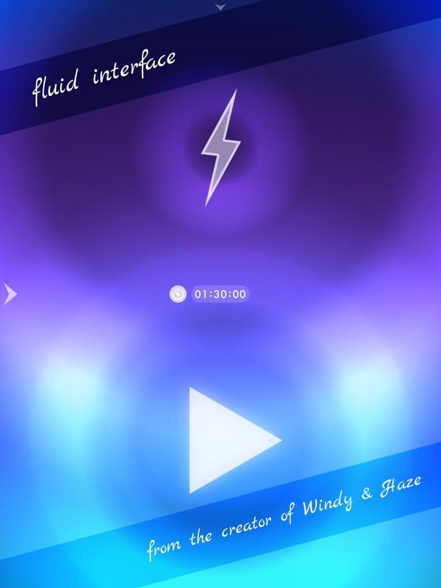 Thunderspace ~ Rain & Thunder Screenshot