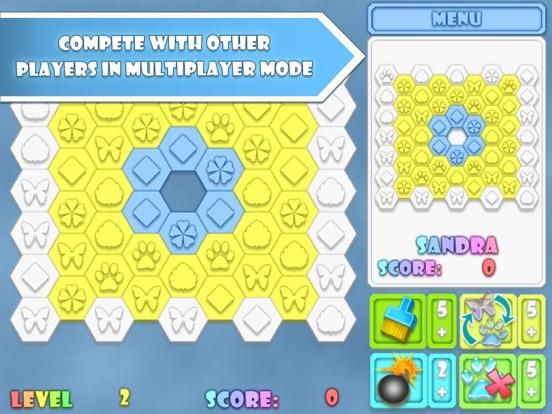Fitz: Match 3 Puzzle (Full) screenshot 1