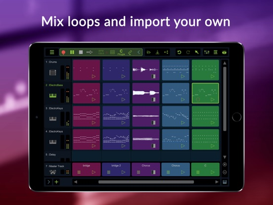 Stagelight: Audio and MIDI DAW