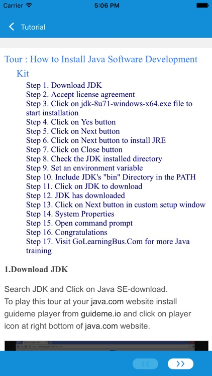 Learn Java Programming by GLB screenshot-4