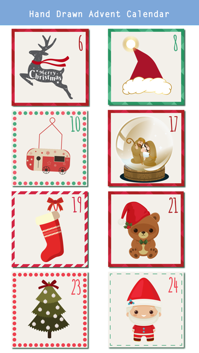 Christmas Advent Calendar Pack screenshot 2
