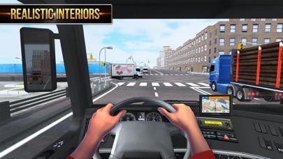 Euro Truck Driver 2018 screenshot 4