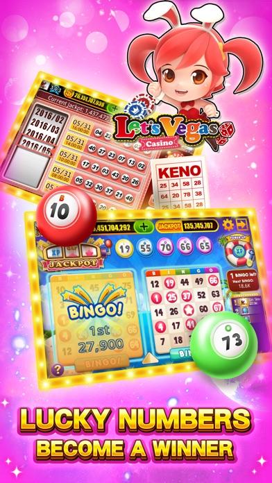 Let's Vegas Slots 1.1.63 IOS