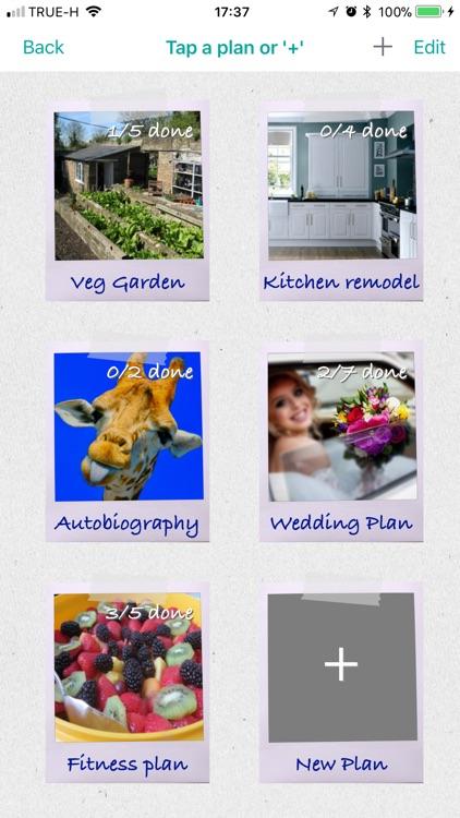 Miwaresoft Life Plans screenshot-0
