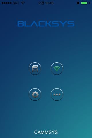 BlackSys - náhled