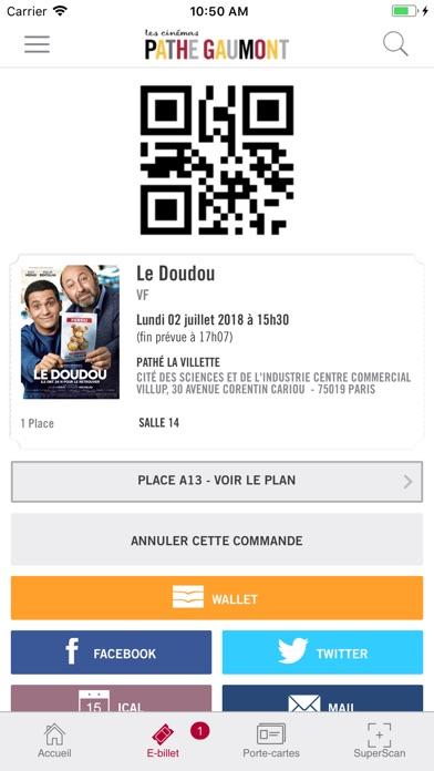 download Les cinémas Pathé Gaumont apps 3