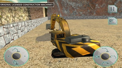 Driving Truck Construction Cit screenshot two