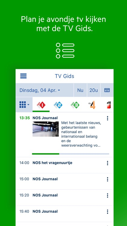 KPN iTV voor iPhone screenshot-3