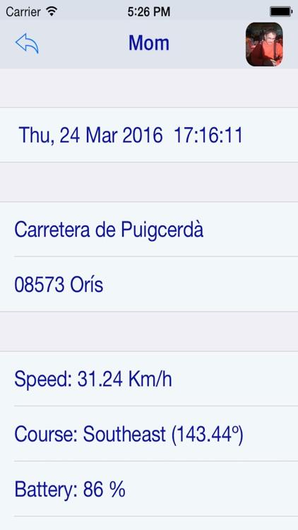 GPS Phone Tracker Find Friends screenshot-3